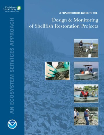 Design & Monitoring of Shellfish Restoration Projects
