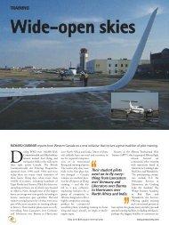 Wide-open skies WJD:Layout 1.qxd - Alberta, Canada