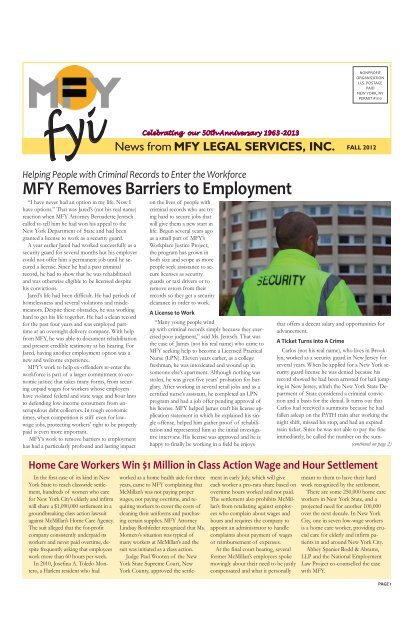 Newsletter Aug 2012:Layout 1.qxd - MFY Legal Services