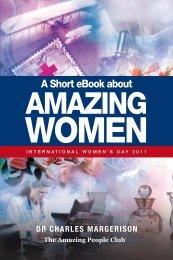 A Short eBook about - International Women's Day