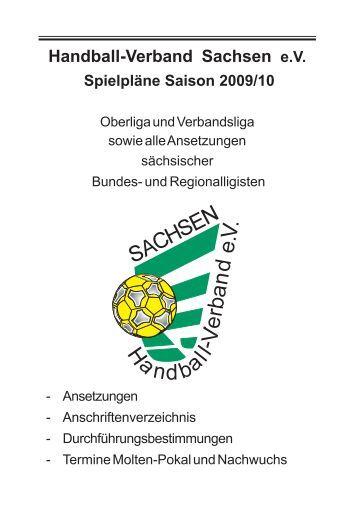 Handballverband Sachsen