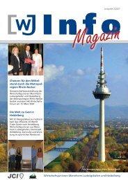 stand durch die Metropol - Wirtschaftsjunioren Heidelberg