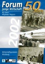 2001 - Wirtschaftsjunioren Würzburg