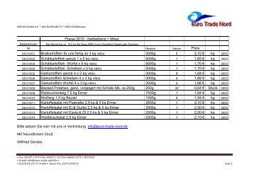 54 7 Maurerarbeiten Preise In Euro Incl Mwst 71 1