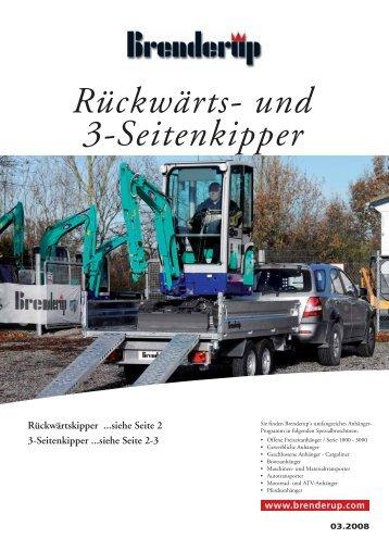 Brenderup Dreiseitenkipper