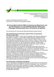 2012_VV 09-07 FMA von zukunftsfähigen Modellen überzeugen