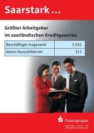 Saarstark … - Sparkassen- und Giroverband Saar