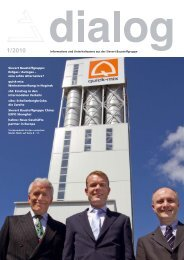 Sievert Baustoffgruppe: Erdgas / Autogas – eine ... - Sievert AG + Co.