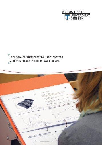 Download - am Fachbereich Wirtschaftswissenschaften - Justus ...