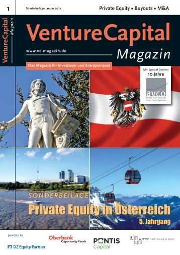 Magazin - Austrian Private Equity and Venture Capital Organisation