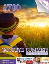Goodbye Summer! - 2700 - Das City Magazin