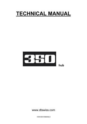 DT-Swiss-Hubs-350-Technical-Manual