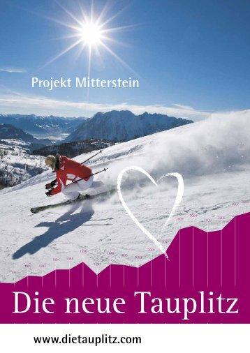 Projekt Mitterstein - Seilbahn.net