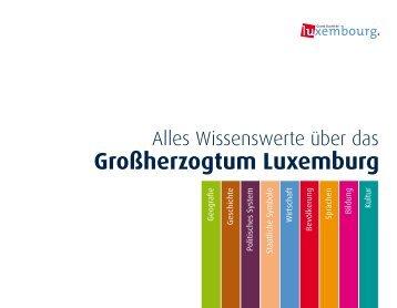 Großherzogtum Luxemburg - Portail du Grand-Duché de Luxembourg