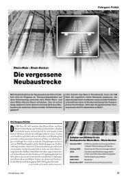 Rhein-Neckar: Die vergessene Neubaustrecke - der Fahrgast