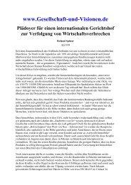 Download als PDF - Gesellschaft und Visionen