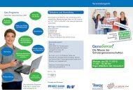 GenoGenial! - Stiftung Partner für Schule NRW