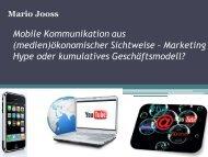 Werbung - Medienforum Ilmenau