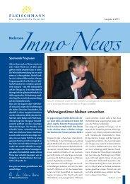 Gesamtbroschüre als PDF-Datei - Fleischmann Immobilien AG