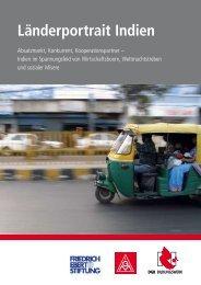 Länderportrait Indien - Nord-Süd-Netz