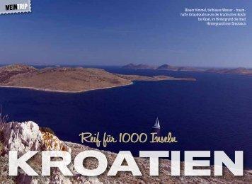 Kroatien-2011 - TZ Rab