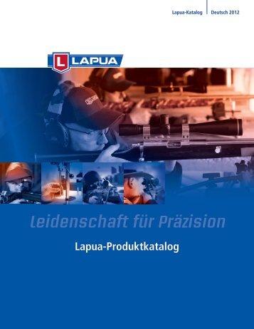 Leidenschaft für Präzision von Lapua