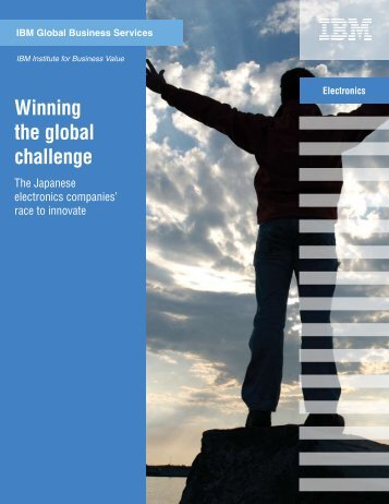 Winning the global challenge - IBM