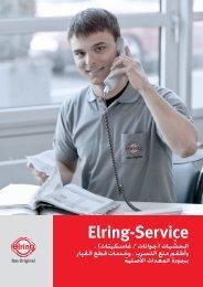 Elring-Service-Hotline