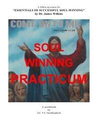 soul-winning - Salt Lake Bible College