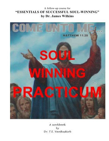 soul-winning - Salt Lake Bible College