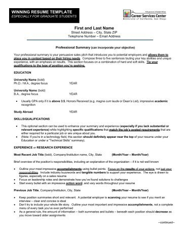 resume template icbdr
