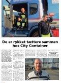 De er rykket tættere sammen hos City Container - 3F Kastrup - Page 4