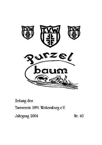 Ausgabe 2004 / 040 - TV 1891 Weitersburg