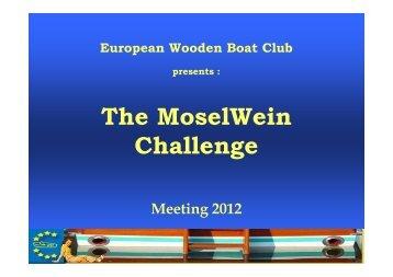 EWBC Verzekering BA - European Wooden Boat Club