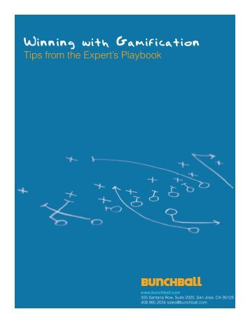 Winning with Gamification - Bunchball