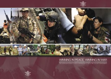 JUL002/04 Winning Book Text - Department of Defence