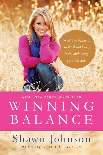 WINNING BALANCE - Tyndale House Publishers
