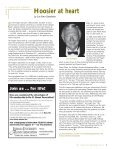 Summer 2007, Vol 31, No 1 - College of Arts and Sciences - Indiana ... - Page 5