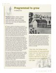 Summer 2007, Vol 31, No 1 - College of Arts and Sciences - Indiana ... - Page 7