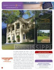 Mississippi - Travel South USA