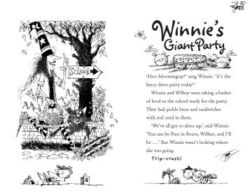 Leap! - Winnie The Witch