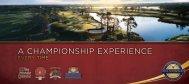 Golf Brochure - PGA National Resort & Spa
