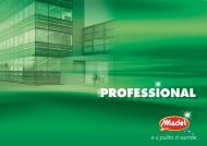 Catalogo Madel Professional