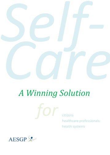 Self-Care: A Winning Solution (PDF) - AESGP