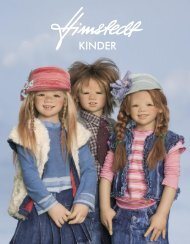 Care Tips - Annette Himstedt Puppen Kinder