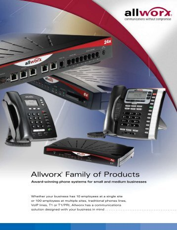Allworx Systems - Hayes and Associates