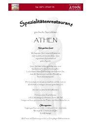 pdf-Datei - Griechisches Restaurant Athen