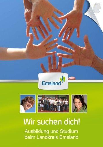 Wir suchen dich! - Landkreis Emsland