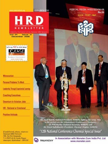 'HR' WITH 'HER' IS 'HAR' - National HRD Network
