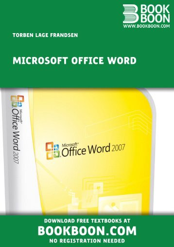 Microsoft Office Word - Get a Free Blog